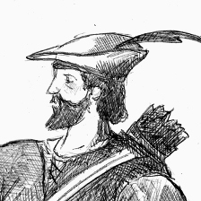 Robin Hood, Equality Activist